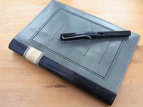 ノートの皮をかぶったノート
