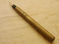 古い鉛筆補助軸