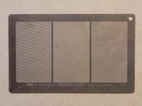 DRESSER CARD-1(ドレッサーカード1)
