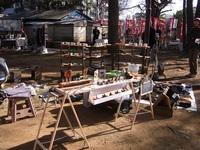 雑司ヶ谷手創り市に初出展してきました