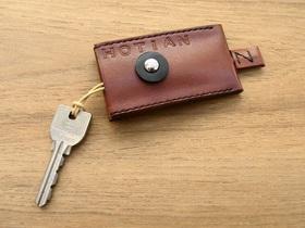 HOTIANさんのキーホルダー 鍵を出したところ