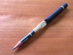 伝説の鉛筆補助軸(黒塗装)