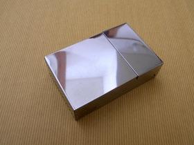 金属製タバコケース