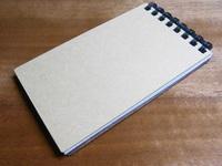 ツイストリングノートメモ用の自作「カタリフィル」