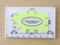 水準器 カードレベル ED-CD