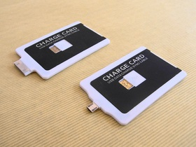 CHARGE CARD 2種