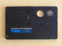 TOOL LOGIC THE CREDIT CARD COMPANION