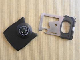 SV1サバイバルカード 本体とケース