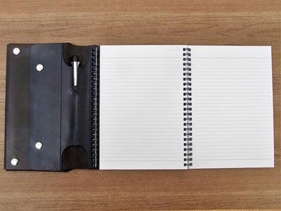 ノートの右側も左側も普通に使える