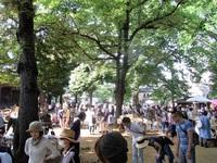 5月7日(日曜日)の東京・雑司ヶ谷の手創り市に出展いたします。